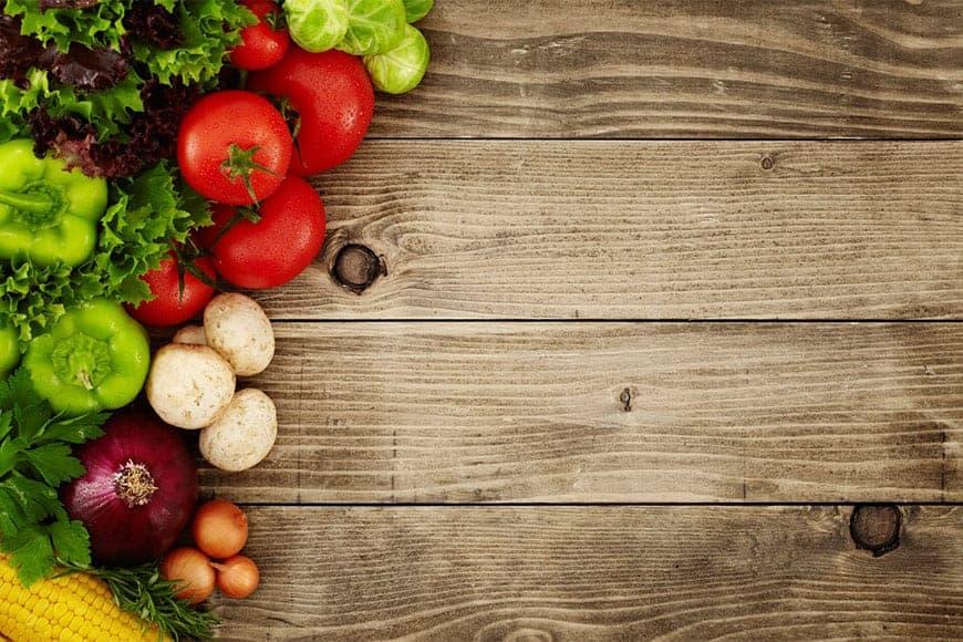 Healthy Food Wood Green