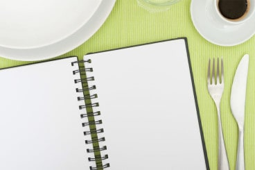 Food Diary Analysis - SALE - now just £10