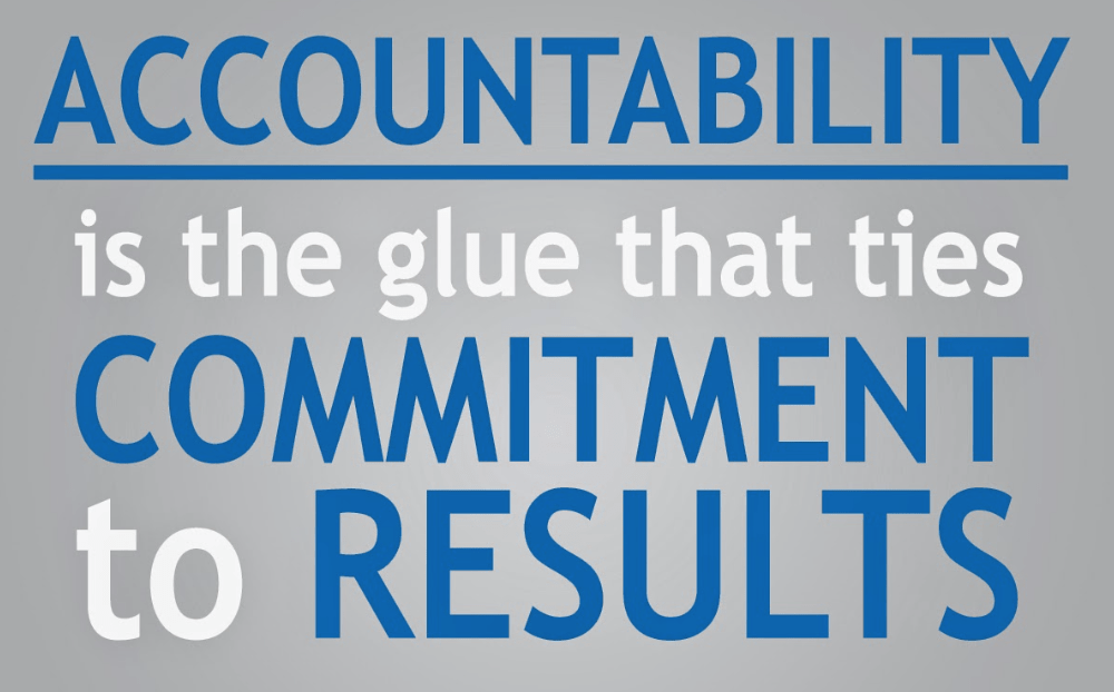 Accountability  >> Why Accountability Is The Key To Success Janey Holliday