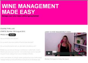 wine management