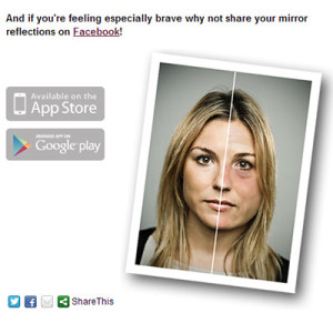 Drunk face app