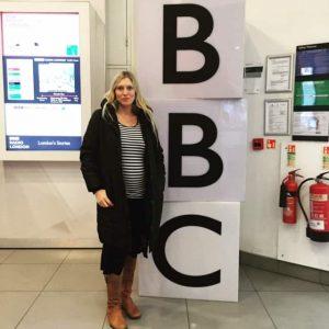Janey BBC bump