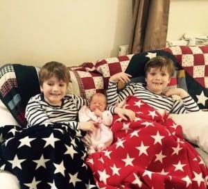 Janey's children