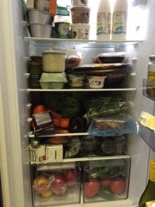 Janey's fridge