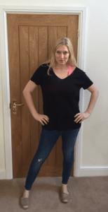 Janey PN 6 weeks clothes