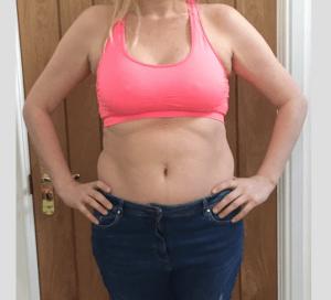 Janey PN 6 weeks pink top 1