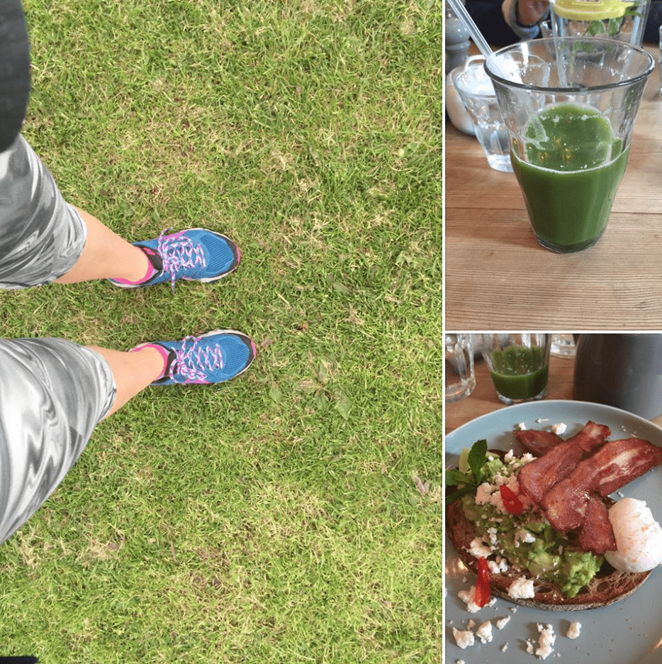 11th April – Bootcamp and food inspiration