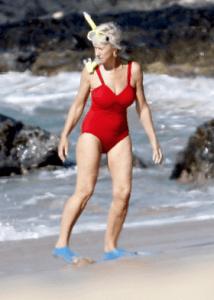TA Helen Mirren
