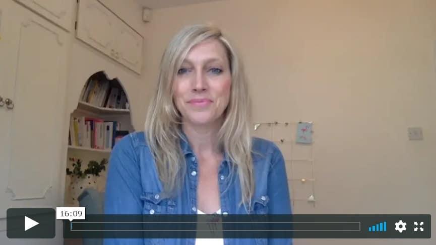 JANEY video screenshot