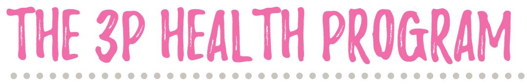 3p Health Program