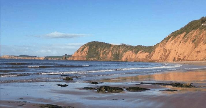 sidmouth sea