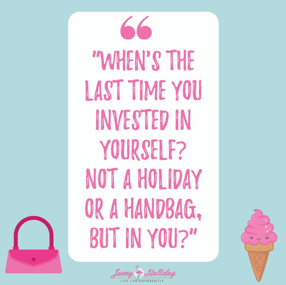 holiday or handbag