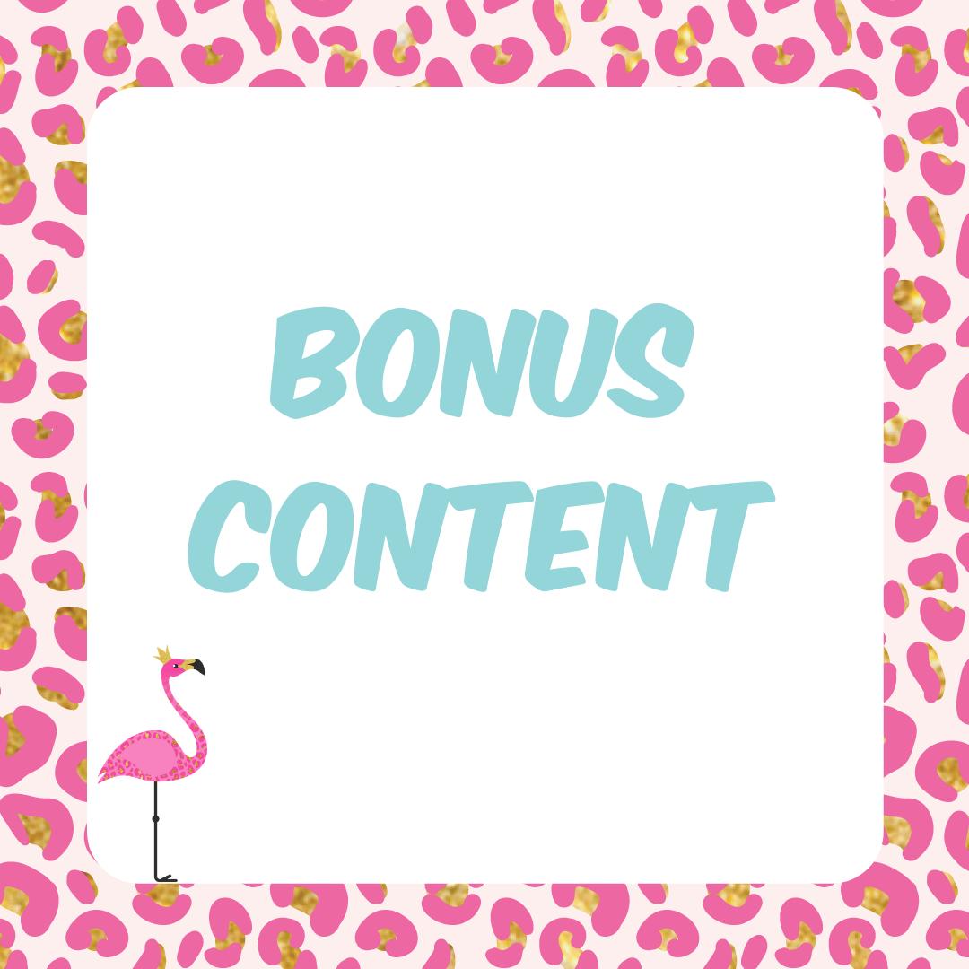 bonus content